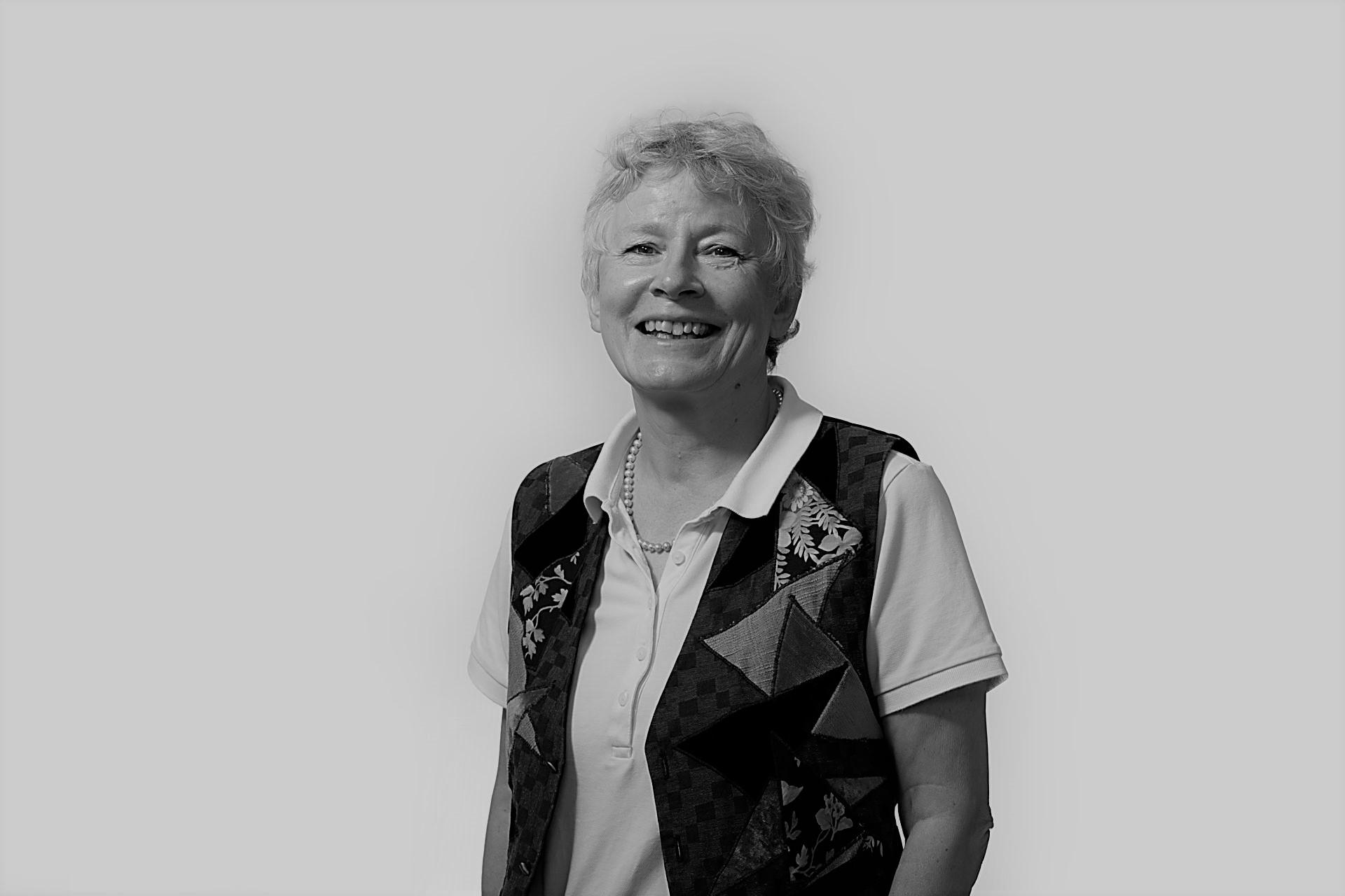 Photo of Isobel Mills, CBE